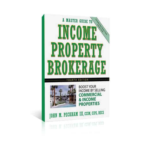 A Master Guide to Income Property Brokerage