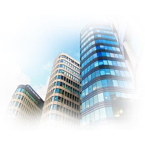 Commercial real estate buildings