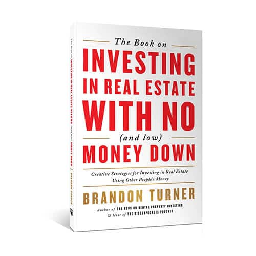Book cover Brandon Turner